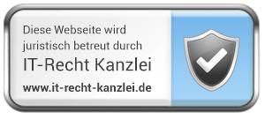 Logo_Juristisch_betreut_durch_ITRecht_Kanzlei
